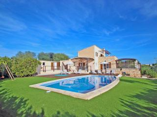 Villa Sa Punta - Air.cond - Wifi - Seaview - Felanitx vacation rentals