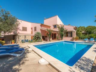 VILLA CALA GRAN - Villa for 8 people in Cala sant Vicenç - Cala San Vincente vacation rentals