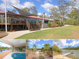 5 bedroom House with Deck in Burrum Heads - Burrum Heads vacation rentals