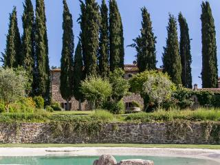 Charming House with Television and Fireplace - Montalcino vacation rentals