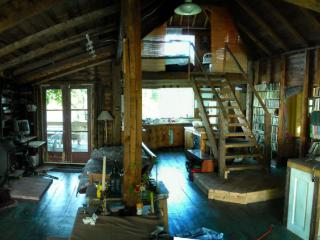 Cottage on private island nr Ottawa - Perth vacation rentals