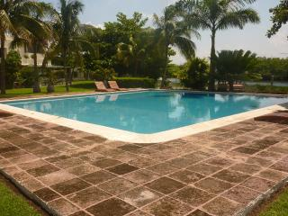 Lagoon Front Condo House - Cancun vacation rentals