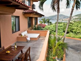 Relaxing and Romantic Condo With Dreamy Ocean View 2BR - Zihuatanejo vacation rentals