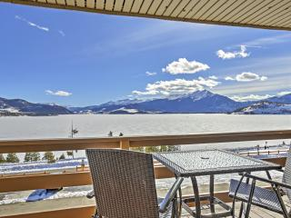 New Listing! Awesome 2BR Dillon Condo w/Wifi, Hot Tub & Full Kitchen - Enjoy World Class Views of the Rocky Mountains! - Dillon vacation rentals