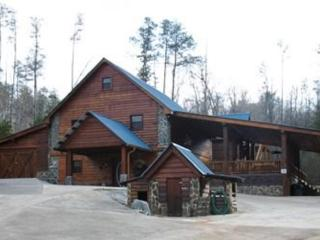 Lodge at Hideaway Hollow- Minutes to Ocoee River - Copperhill vacation rentals
