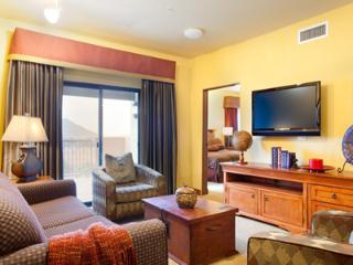 2 bedroom suite at Cibola Vista Resort and Spa - Peoria vacation rentals