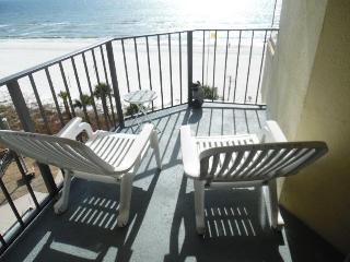 OASIS BEACHFRONT 6 th FlooR 1 BED 1 BATH SUNBIRD - Panama City Beach vacation rentals