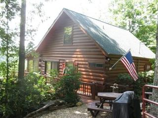 On Top of It All- Blue Ridge area cabin rental - Cherry Log vacation rentals