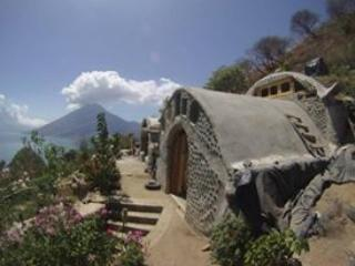 Gorgeous Lake Atitlan - Earthship w/ Permaculture - San Marcos La Laguna vacation rentals