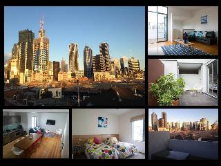 PANORAMA @ Queen Vic Market - 3 Storey Townhouse - Melbourne vacation rentals