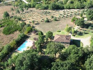 4 bedroom House with Central Heating in Castel Focognano - Castel Focognano vacation rentals