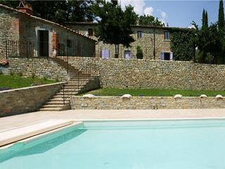 Lovely House with Central Heating and Washing Machine - Castel Focognano vacation rentals