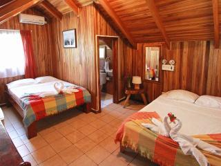 Budget Cabina, Top Floor of Duplex. Banana Beach - Santa Teresa vacation rentals