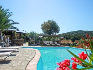 Cute Corsican caseddu with pool - Sarthe vacation rentals