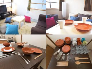 5min from meguro!Good location! - Meguro vacation rentals