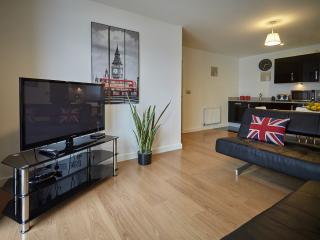 Modern 2 bedroom apartment, O2, Excel, ref:0139 - London vacation rentals