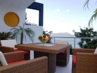 Atika Villas villa10 oceanfront served pool villa - Patong vacation rentals
