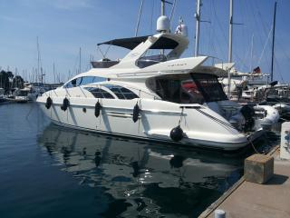 16m fly bridge yacht Azimut 50 - Piran vacation rentals