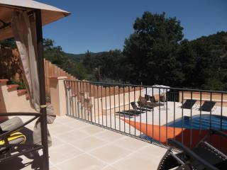 Detached, sunny, villa with a  pool near Ceret - Reynes vacation rentals