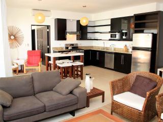 Luxury top-floor penthouse in beachfront residence - Sosua vacation rentals