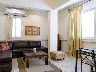 Homey and modern 2 BD vacation apartment - Tel Aviv vacation rentals