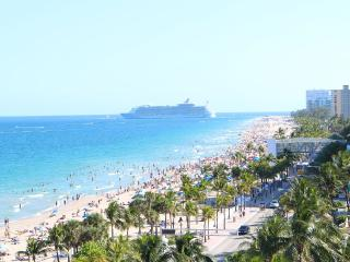 Upscale Beachfront Condo with Spectacular Views - Fort Lauderdale vacation rentals
