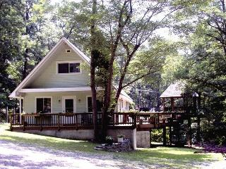 Nice House with Deck and DVD Player - Fort Valley vacation rentals
