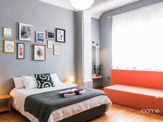 {N4} Bright & Spacius Private Room - Valencia vacation rentals