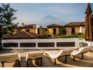 One bedroom with private terrace and volcano view - Antigua Guatemala vacation rentals