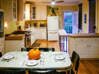Victorian near Farmer's Market Charles Village JHU - Baltimore vacation rentals