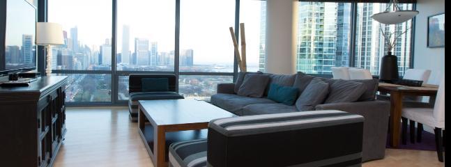 Skyline & Lake Views - Image 1 - Chicago - rentals