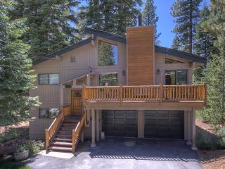 Myers Luxury Dog Friendly Home - Backs to Forest - Carnelian Bay vacation rentals