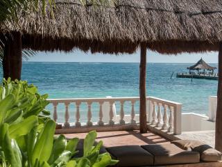 Beautiful Beachfront Villa - an oasis by the sea. - Puerto Morelos vacation rentals