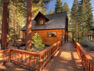 Jerves Tahoe Vacation Cabin - Walk to Beach - Agate Bay vacation rentals