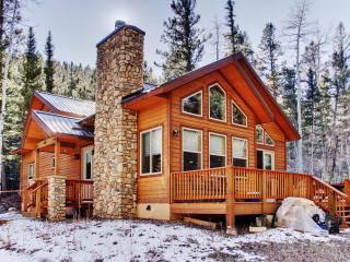Wonderfully Secluded 2BR Salida House on 10 Private Acres w/Wifi & Year-Round Stream on Premises - Just 18 Miles to Monarch Ski Area! Near Hot Springs, Wineries, Fishing & More - Salida vacation rentals
