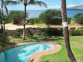 Tropical Oceanfront Estate with Pool - Kihei vacation rentals