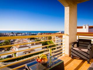 Fantastic Penthouse with amazing views, WIFI, SKY - Albufeira vacation rentals