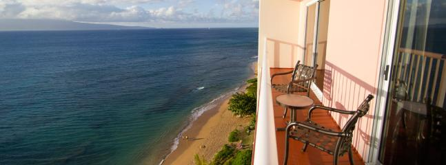 Whale Watching in Maui - Ocean View December 2016 - Ka'anapali vacation rentals