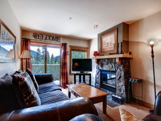 Spacious 2BR Keystone Condo with 2015 Updates at Red Hawk Lodge w/Wifi, Incredible Views & Complex Amenities Access - On the Snake River & Bike Path - Walk to River Run Gondola! - Keystone vacation rentals