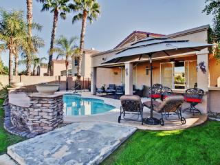 Cheerful 3BR Chandler Home w/Wifi, Private Pool, Awesome Outdoor Cooking Area & Scenic Lake Views - Minutes to Golf, Spas, Shopping, Restaurants & Wild Horse Pass Casino! - Chandler vacation rentals