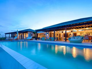 New Listing! 'Triton at Kamique' Opulent 6BR Beachfront Villa on Anguilla's South Shore w/Wifi, Infinity Pool, Private Beach Cove & Commanding Views - Full Concierge Service & Breakfast Included! - Little Harbour vacation rentals
