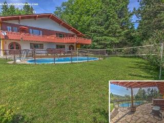 Bright Chalet with Internet Access and Safe in Saint Sauveur des Monts - Saint Sauveur des Monts vacation rentals