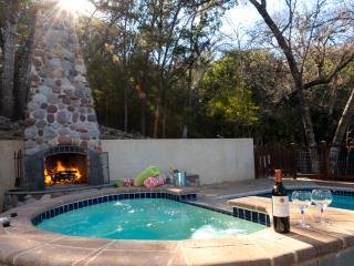 Metal Cabin Retreat Near River/FP/Spa/Pool~IDEAL! - Austin vacation rentals