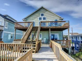 Beautiful 5 bedroom Surf City House with Porch - Surf City vacation rentals