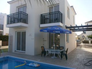 Pluto - 3 bedroom villa, with pool, Pernera - Protaras vacation rentals