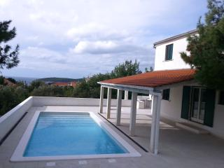 Villa Voga -  Seaview House with Private Pool - Maslinica vacation rentals
