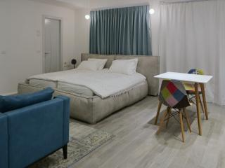 Modern new 4 br, hardwood floors, city center - Jerusalem vacation rentals