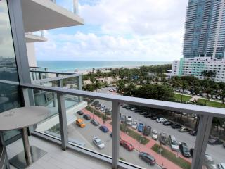 W Hotel 3 bedroom ocean view condo - Miami Beach vacation rentals