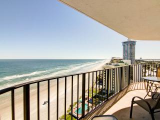 Updated Beach Condo-Jacuzzi & Balcony w/Ocean View - Daytona Beach vacation rentals
