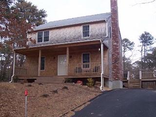 Nice 3 bedroom Wellfleet House with Deck - Wellfleet vacation rentals
